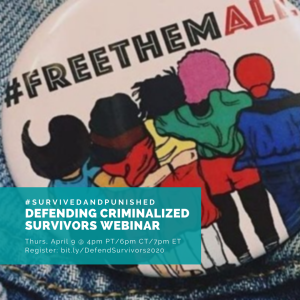 #FreeThemAll Defending Criminalized Survivors Webinar (1)
